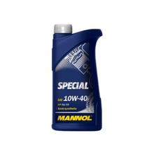 масло MANNOL SPECIAL 10w40 SG/CD 1л. п/с